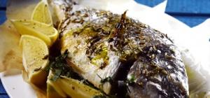 Как приготовить рыбу голец