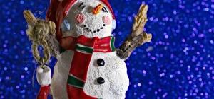 Как построить снежную фигуру