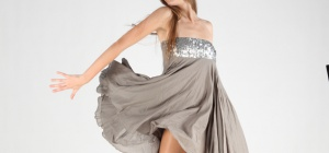 Как сшить самой модное платье