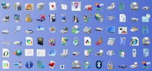 Как сделать иконки на рабочем столе маленькими