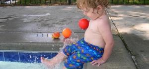 Как построить бассейн на дачном участке