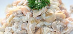 Как приготовить фасоль с грибами