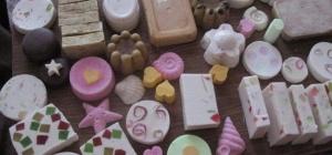 Как сварить красивое мыло