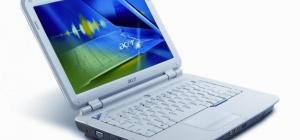 Как увеличить яркость монитора ноутбука Acer