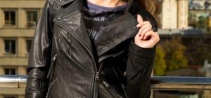 Как постирать кожанную куртку