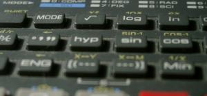 Как вычислить десятичный логарифм
