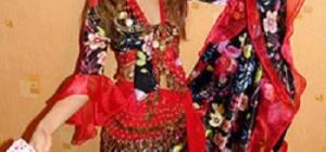 Как сшить костюм цыганки