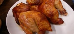 Как жарить курицу-гриль
