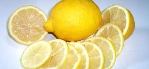 Как нарезать лимон красиво