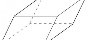 Как найти площадь боковой поверхности параллелепипеда