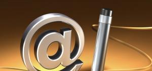Как поменять свой mail в Agent