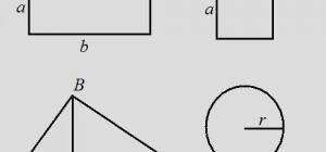 Как найти периметр если известна площадь