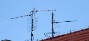 Как собрать антенну для телевизора