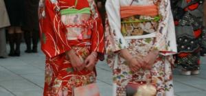 Как нарядиться в японку