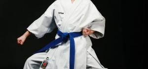 Как надевать кимоно в каратэ