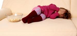 Что делать, если у ребенка понос