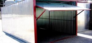 Как получить место под гараж