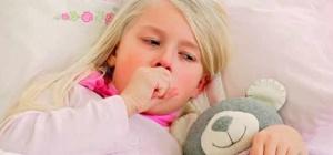 Что делать, если кашляет ребенок