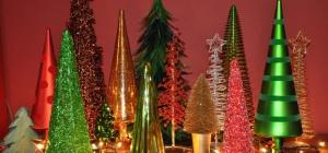 Как сделать новогоднюю елку своими руками