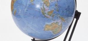 Как оформить кабинет географии