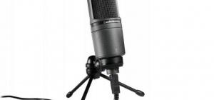 Как подключить разъем микрофона