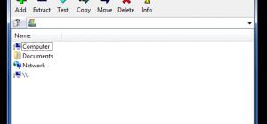Как запустить файл .rar