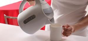 Как убрать налет из чайника
