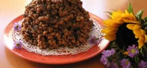 Как приготовить торт «Муравейник»