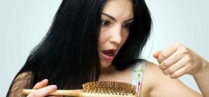 Как восстановить волосы после выпадения