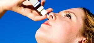 Как промыть пазухи носа