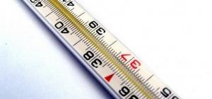 Как измерить температуру у человека