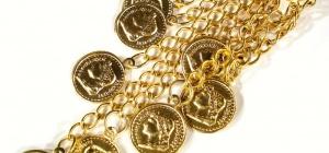Как почистить золотые серьги