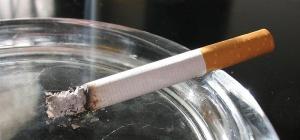 Что делать, если хочется курить