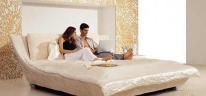 Как собрать двуспальную кровать