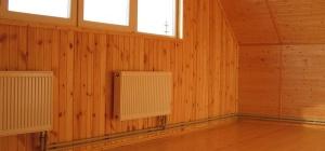 Как смонтировать отопление частного дома