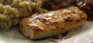 Как запечь свиной карбонад