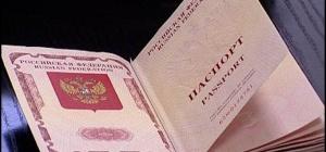 Какие нужны документы для оформления биометрического паспорта