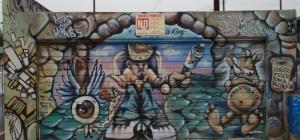 Как научиться делать надписи граффити