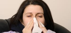 Как уменьшить неприятные симптомы гриппа и простуды
