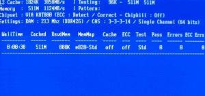 Как проверить оперативную память