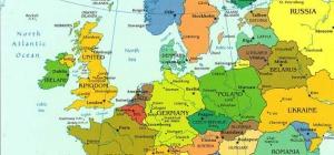 Как уехать в европу