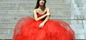 Как сшить бальное платье