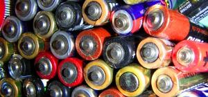 Как зарядить аккумуляторные батарейки