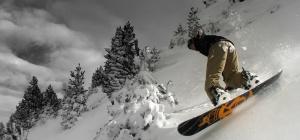 Как сделать сноуборд