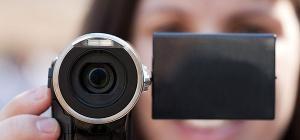 Как снимать видеокамерой