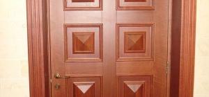 Как отремонтировать двери