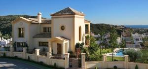 Как построить дом в испании самому