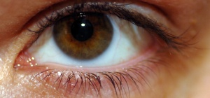Как сделать глаза карими