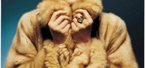 How to paint fur coat