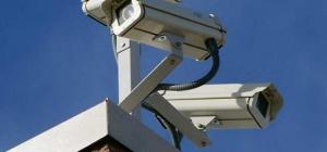 Как подключить камеры видеонаблюдения